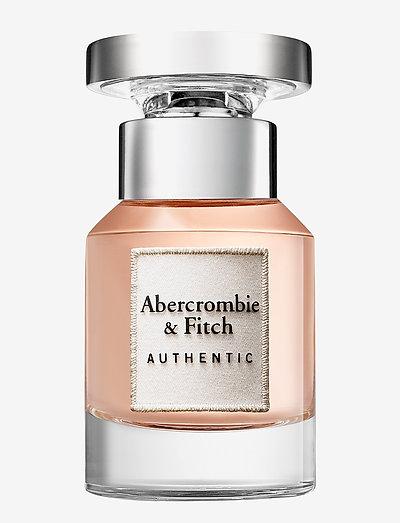 AUTHENTIC WOMAN EAU DE PARFUM - parfume - no color