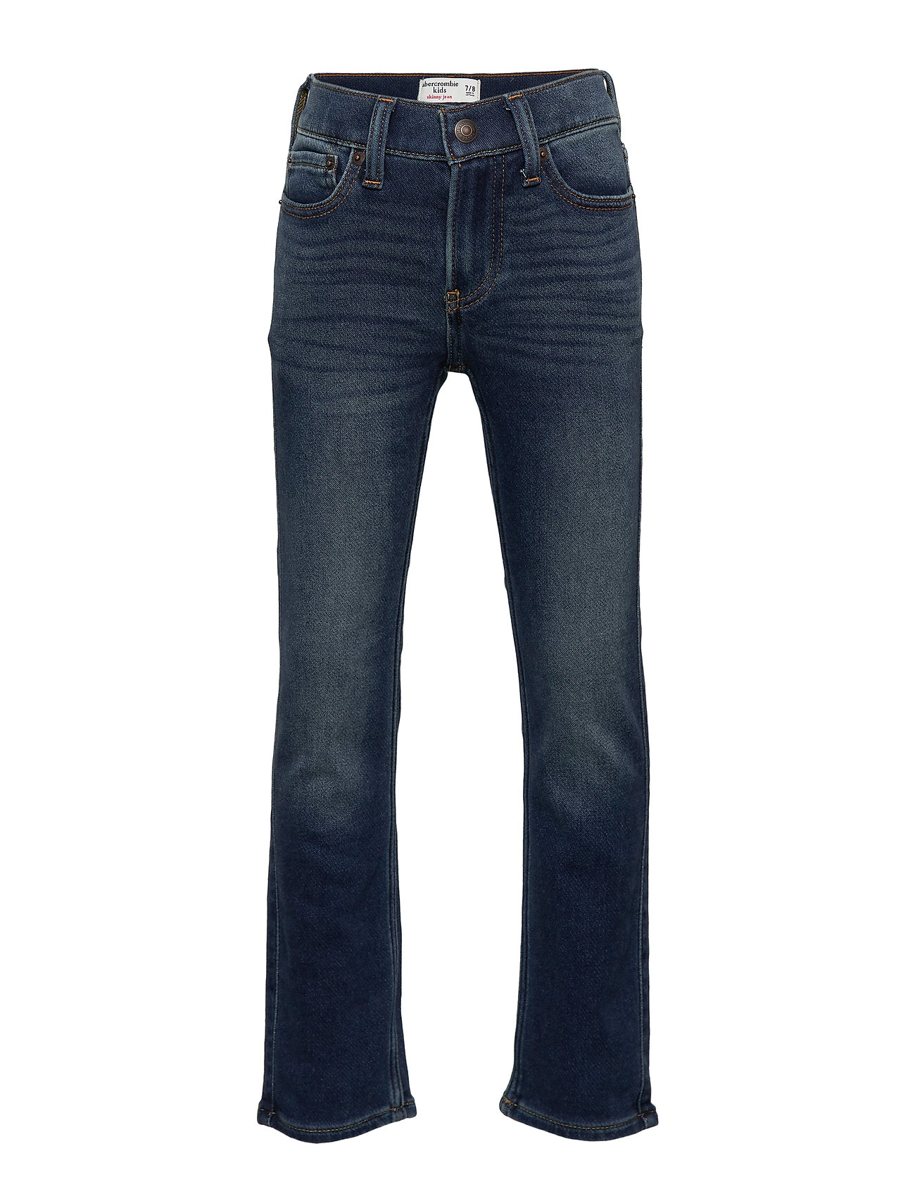 Image of Skinny Sweatpant Stretch Jeans Blå Abercrombie & Fitch (3220495129)