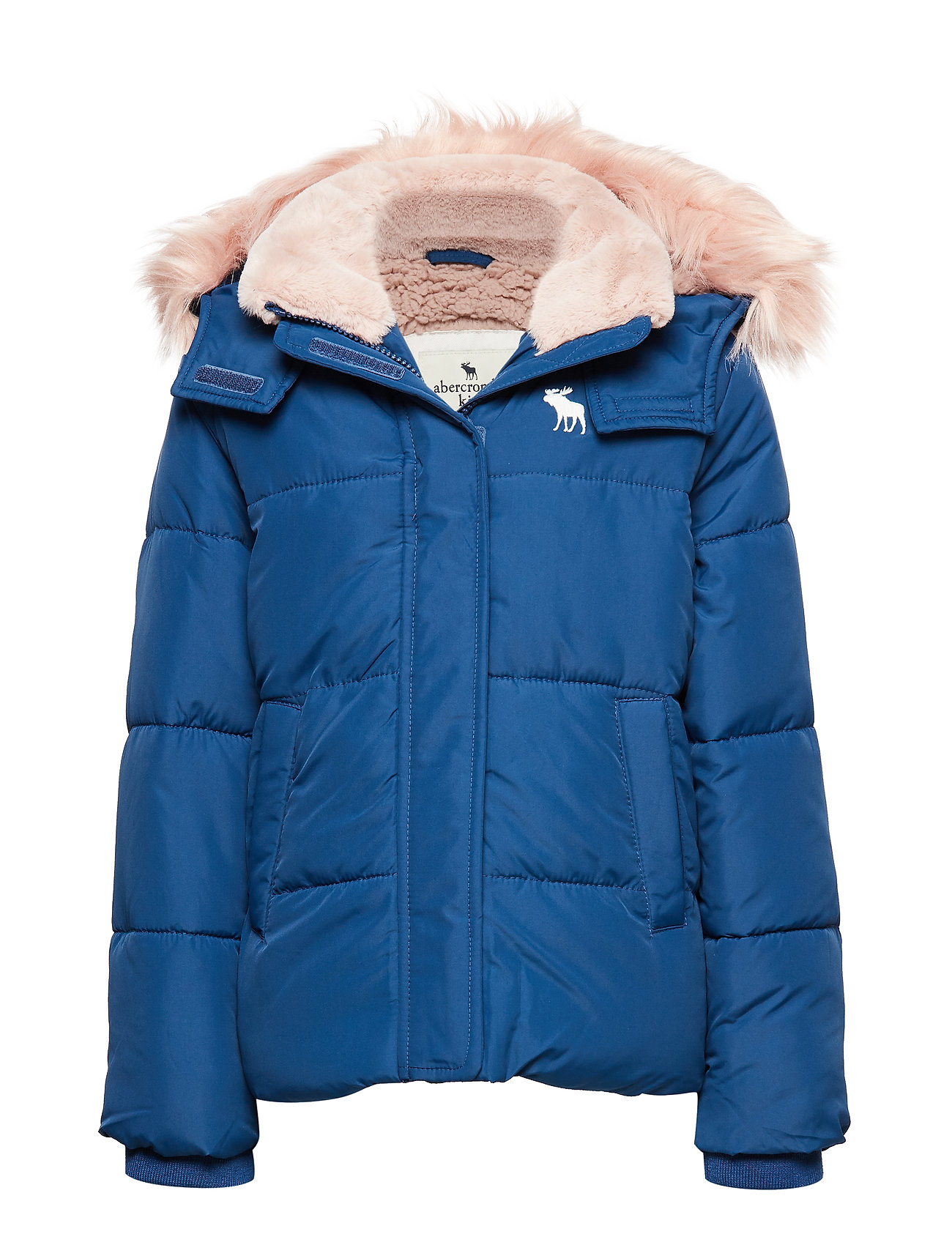 Abercrombie & Fitch Puffer - TURQUOISE