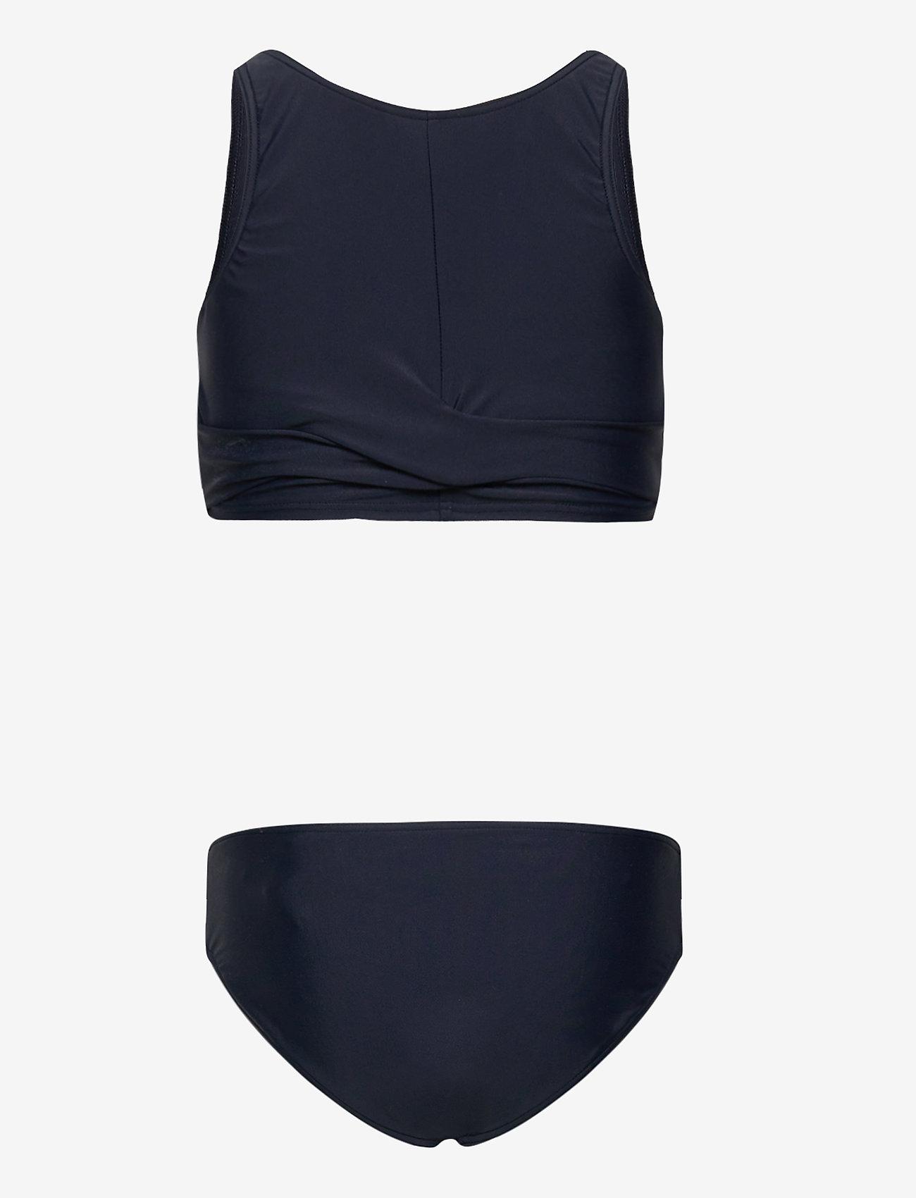 Abercrombie & Fitch - kids GIRLS SWIM - swimsuits - navy - 1