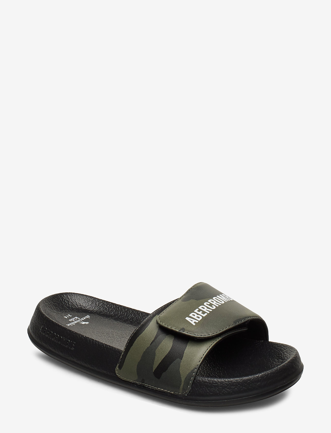 Abercrombie & Fitch - Core Slide Sandals - pool sliders - camo - 0