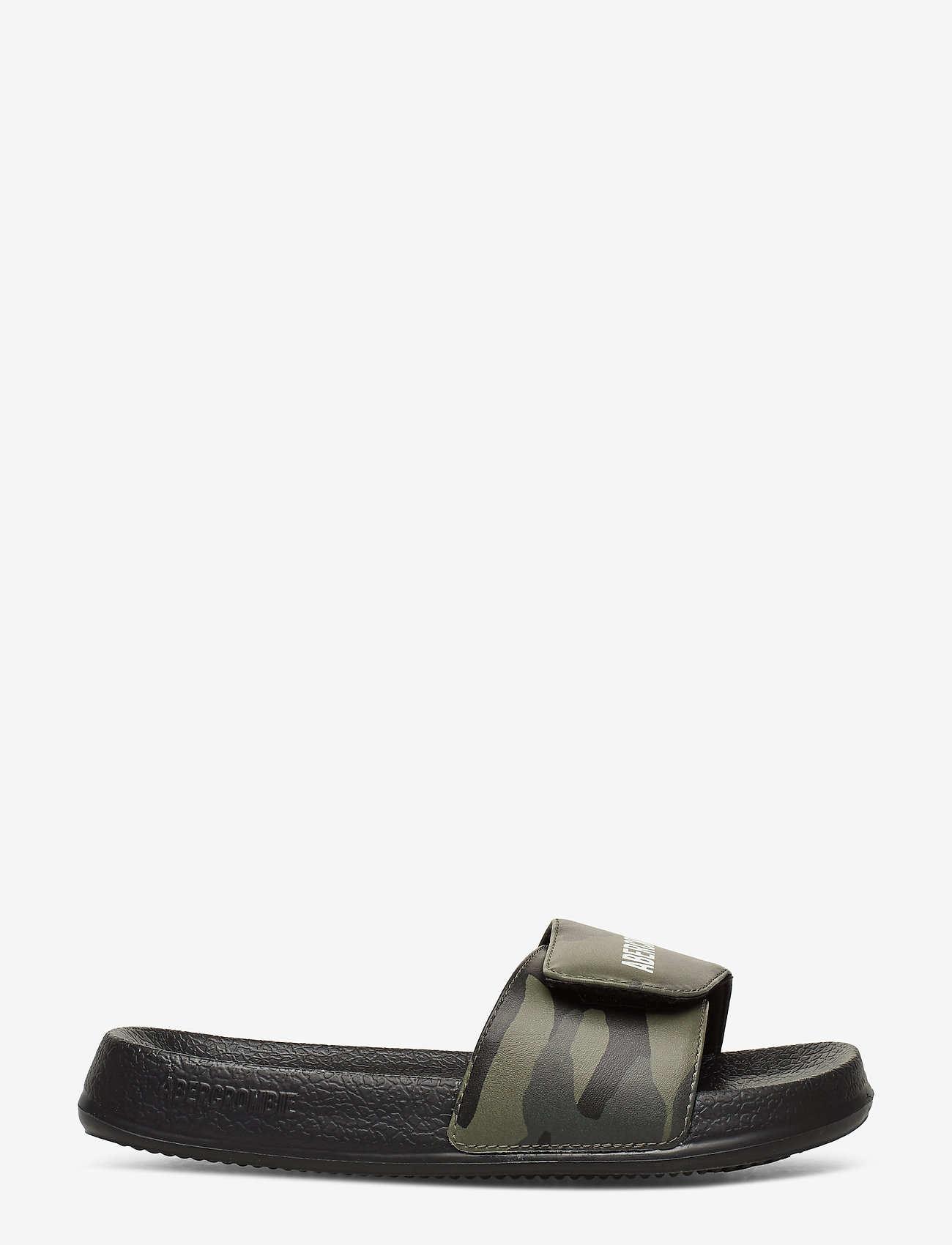 Abercrombie & Fitch - Core Slide Sandals - pool sliders - camo - 1