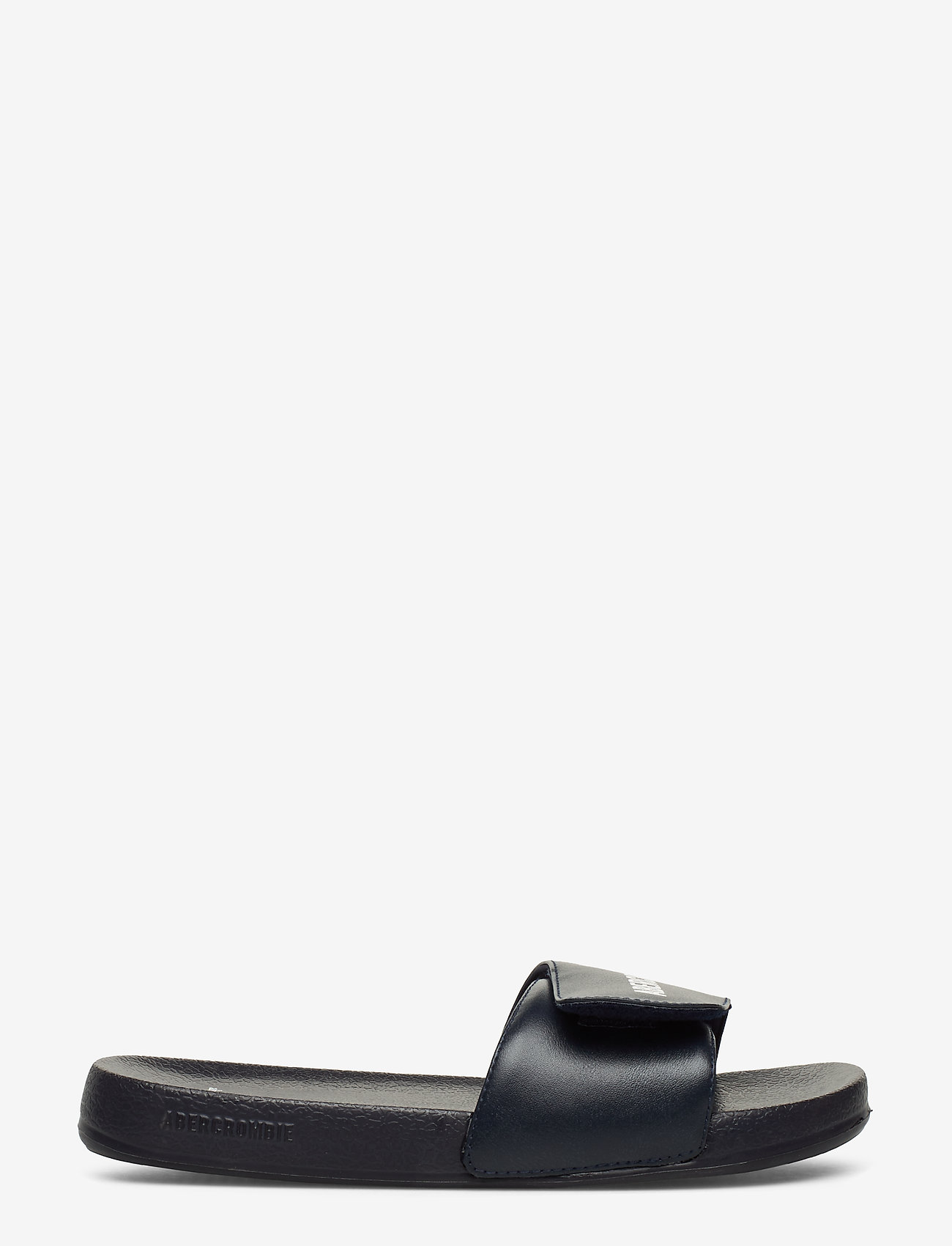 Abercrombie & Fitch - Core Slide Sandals - pool sliders - navy - 1