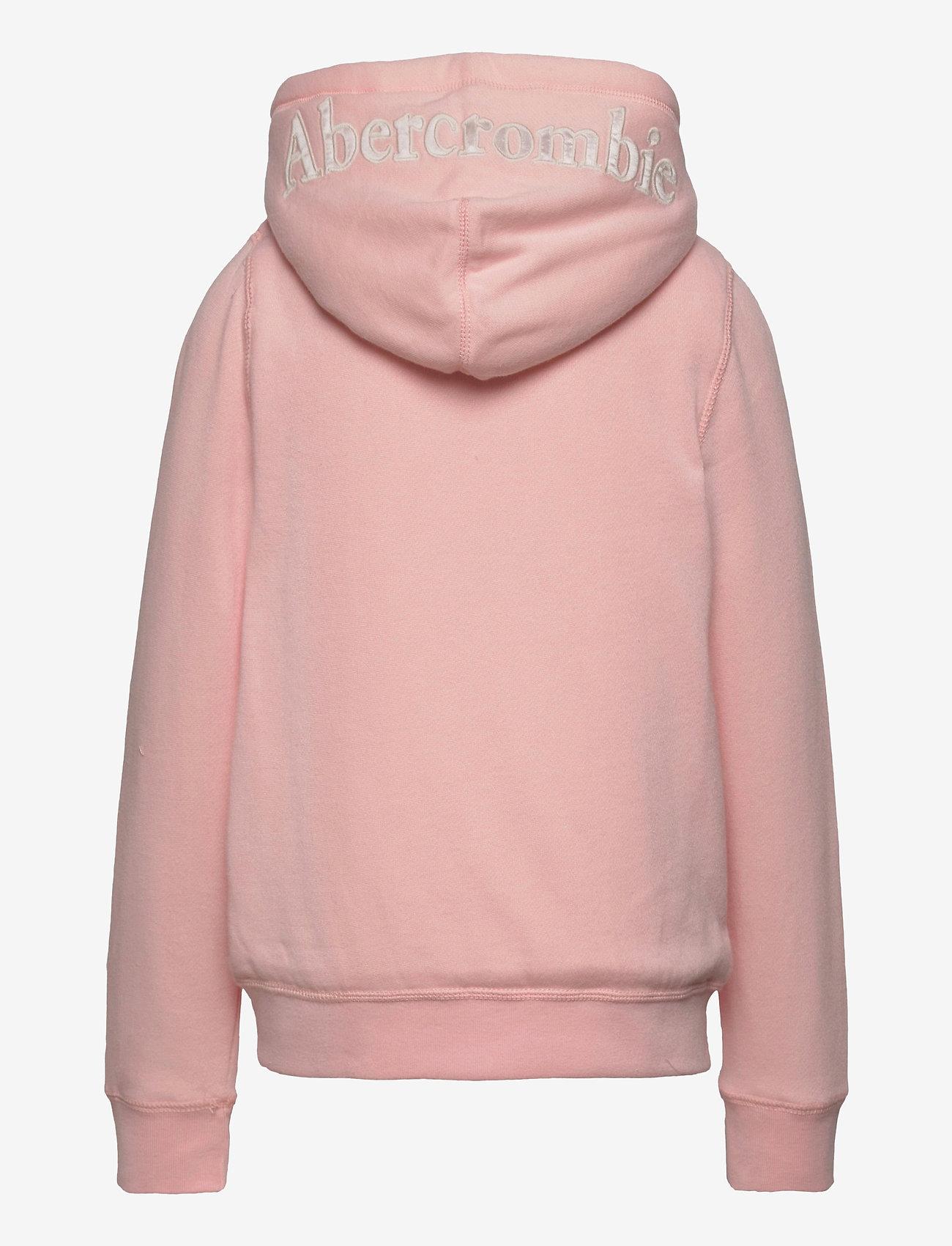 Abercrombie & Fitch - Sherpa - hættetrøjer - light pink - 1