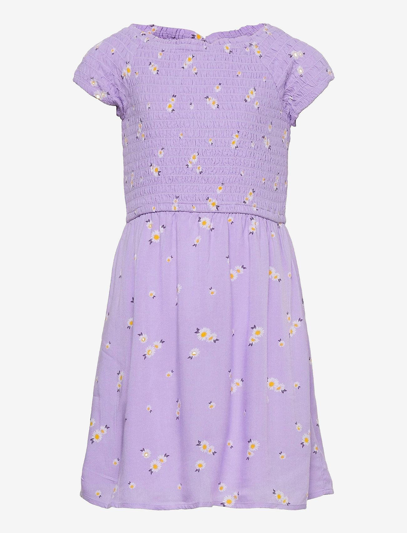 Abercrombie & Fitch - kids GIRLS DRESSES - kleider - light pink patter - 0