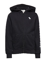 Sweatshirt - OPEN BLACK 90