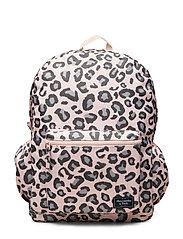 Backpack - LIGHT PINK PATTER
