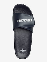 Abercrombie & Fitch - Core Slide Sandals - pool sliders - navy - 3