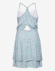 Abercrombie & Fitch - kids GIRLS DRESSES - kleider - cream pattern - 1