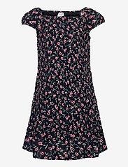 Abercrombie & Fitch - kids GIRLS DRESSES - kleider - turq/blue pattern - 0