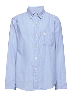 Preppy - hemden - light blue