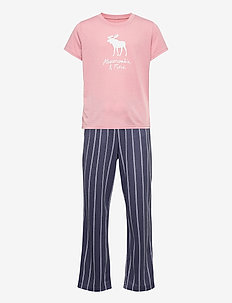 Sleep Pants Set - sets - light pink