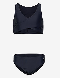 kids GIRLS SWIM - swimsuits - navy