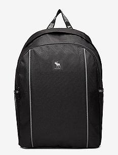 Backpack - ryggsekker - open black 90