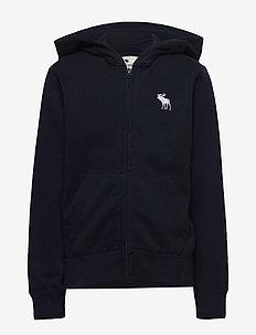 Sweatshirt - hettegensere - navy