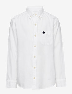 Preppy - hemden - optic white