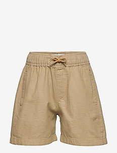 Preppy Pull On Shorts - shorts - dark khaki