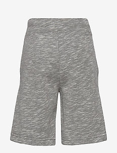 Fleece Icon Short - LIGHT HTR GREY
