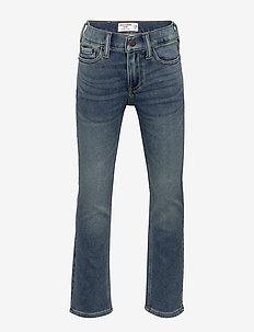 Skinny Sweatpants - jeans - blue