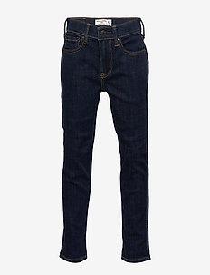 Skinny Rinse - jeans - navy