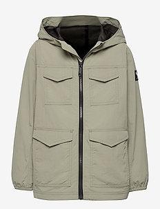 Field Jacket - parkas - light green