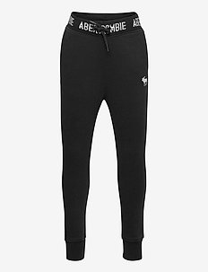 Logo Joggers - joggingbroek - pure black