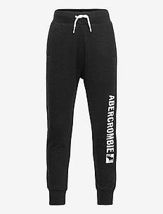 kids BOYS SWEATPANTS - sweatpants - pure black
