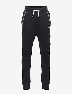 Marketed Jogger - PURE BLACK