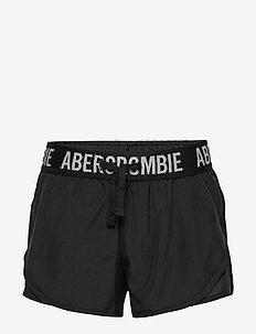 Active Shorts - PURE BLACK