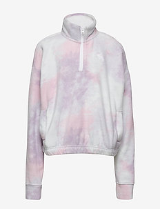 Polar Fleece - sweatshirts - light pink patter
