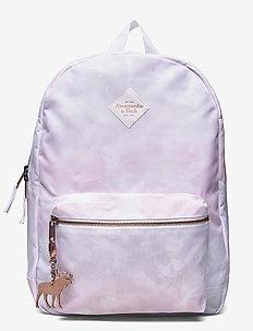 Backpack - rucksäcke - light turquoise