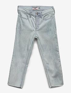 Ankle Skinny Jeans - DYE EFFECT