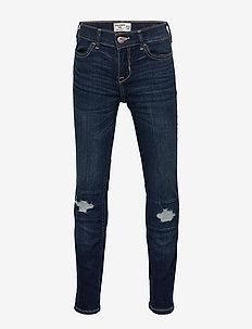 Dark Destroy Super Skinny - jeans - dark destroy