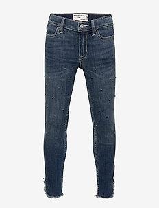 Fashion Ankle Jeans - MEDIUM DESTROY