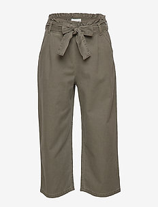Drapey Pant - DARK GREEN