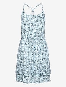 kids GIRLS DRESSES - dresses - cream pattern
