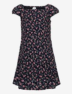 kids GIRLS DRESSES - dresses - turq/blue pattern