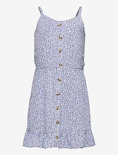kids GIRLS DRESSES - kleider - turq/blue pattern