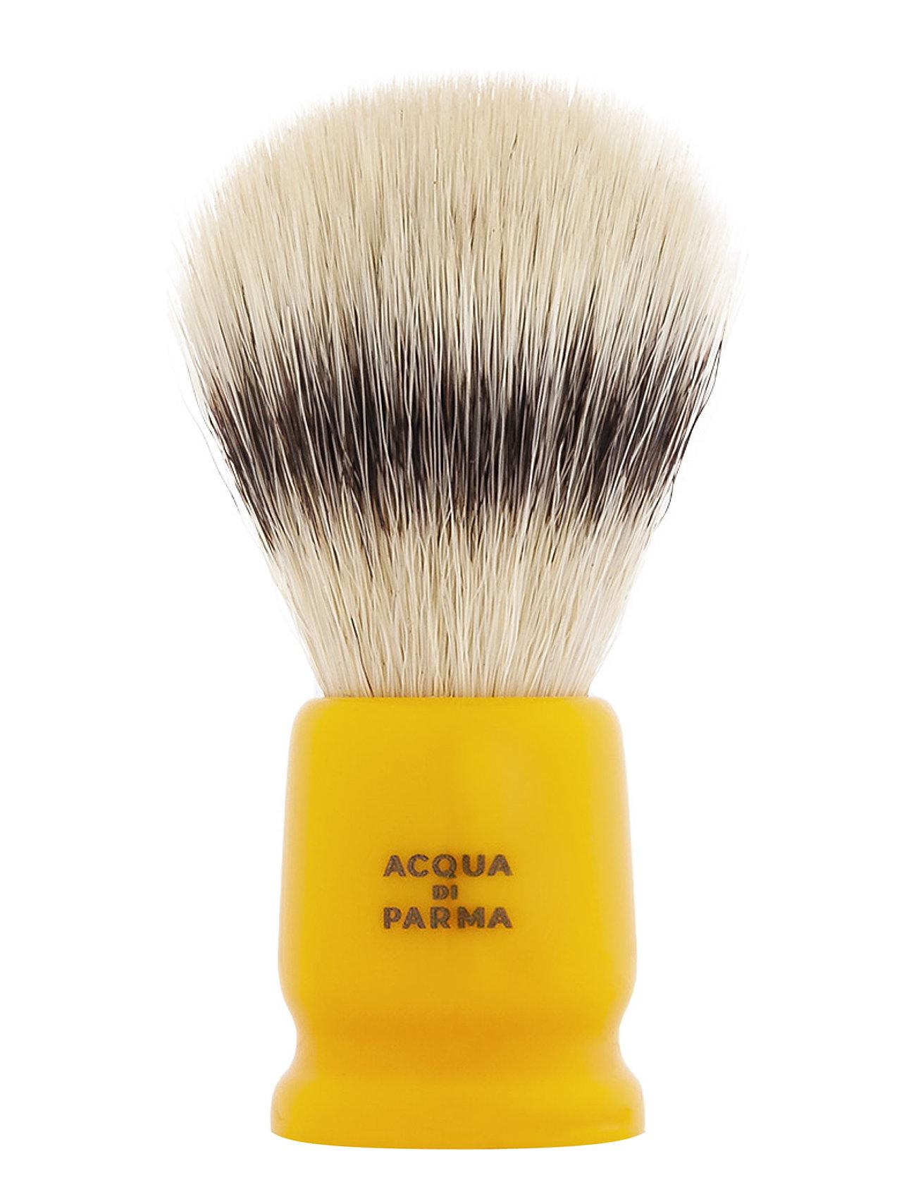 Acqua di Parma Yellow Travel Shaving Brush - CLEAR