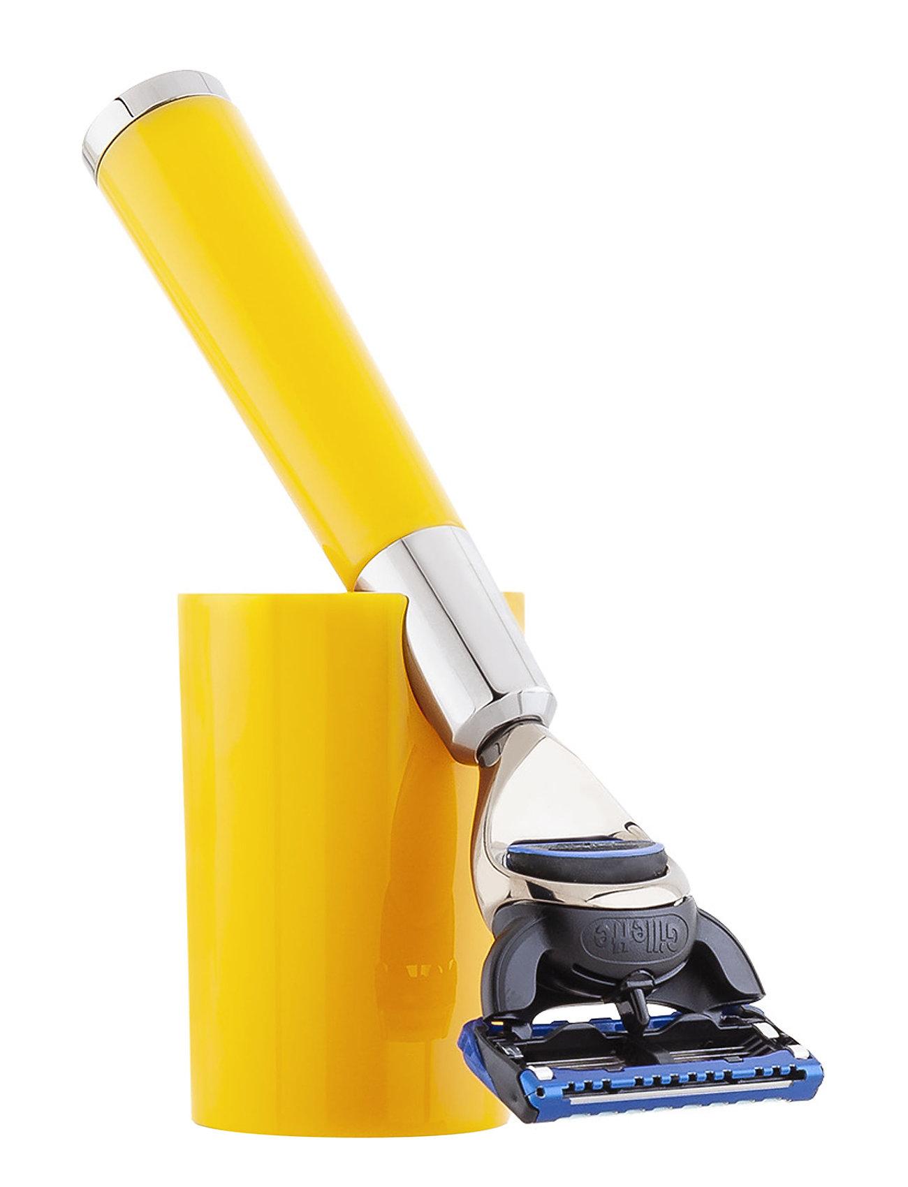 Acqua di Parma Yellow Shaving Razor - CLEAR
