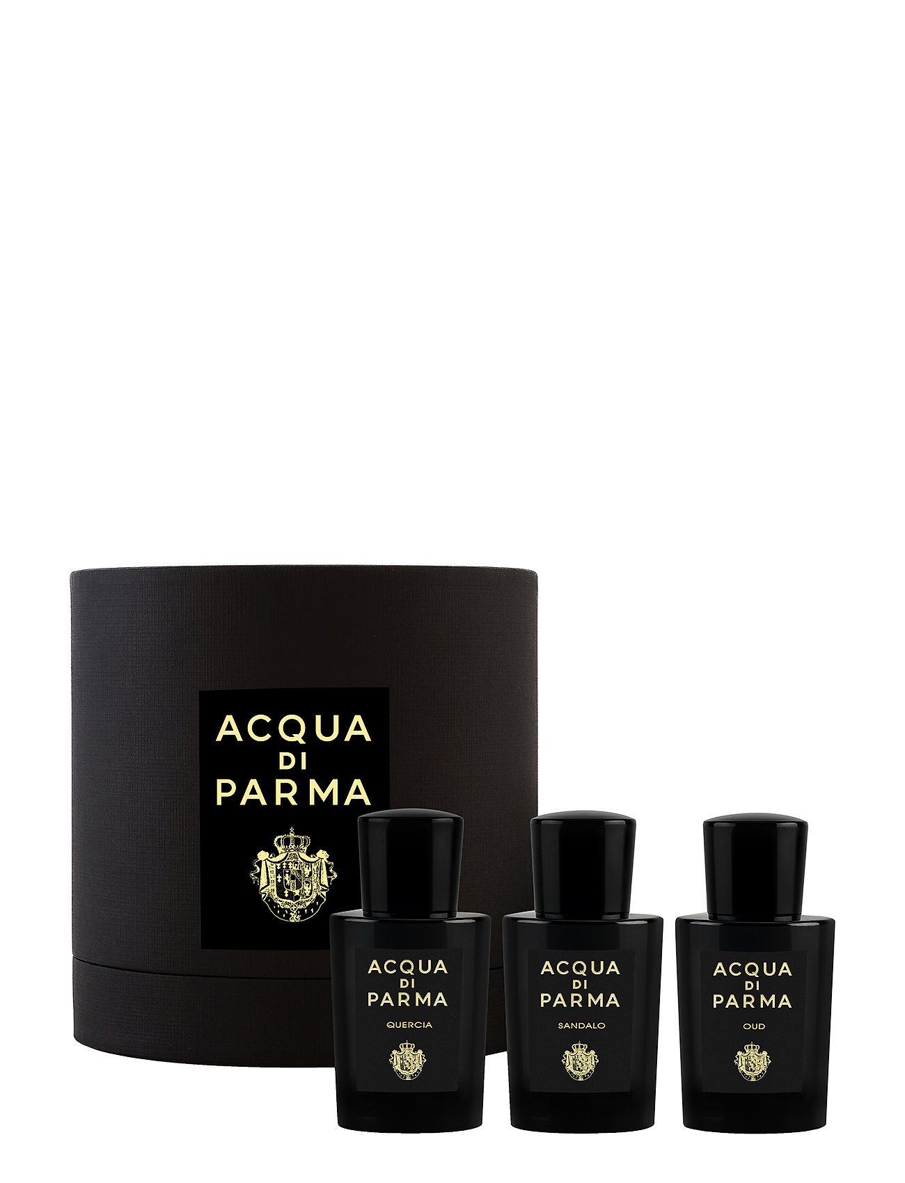 Acqua di Parma Signature Discovery set 2019 - NO COLOUR
