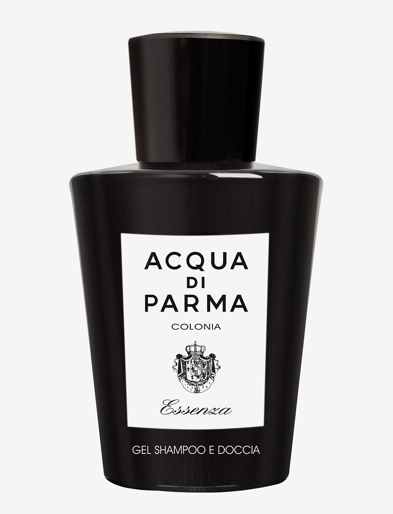 Acqua di Parma - COLONIA ESSENZA HAIR & SHOWER GEL - shower gel - clear - 0