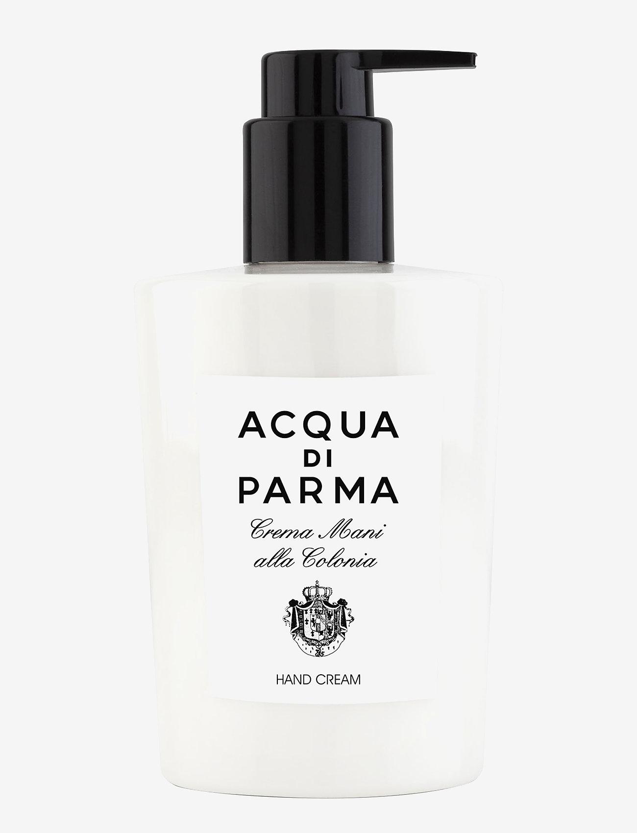 Acqua di Parma - Colonia Hand Cream - handkräm & fotkräm - clear - 0