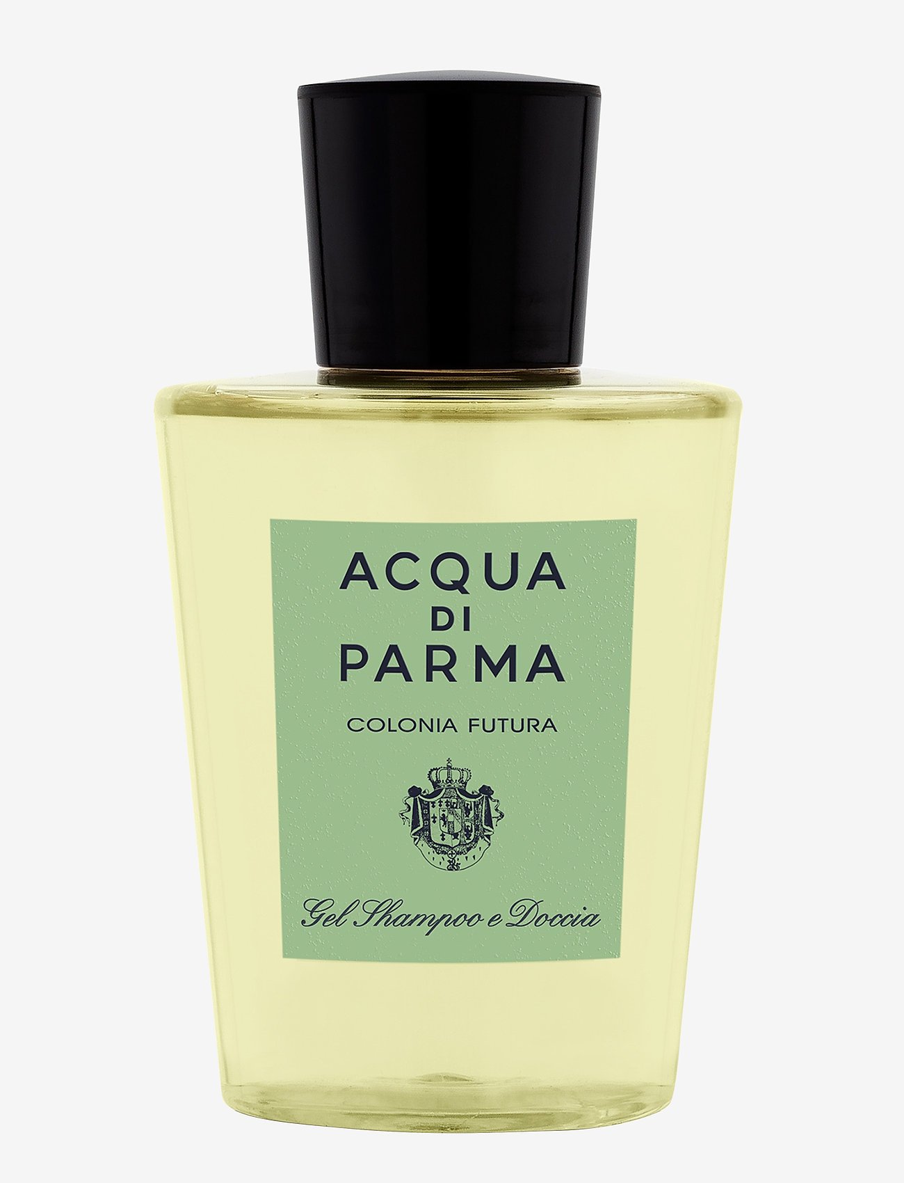 Acqua di Parma - COLONIA FUTURA HAIR & SHOWERGEL 200ML - shower gel - clear - 0