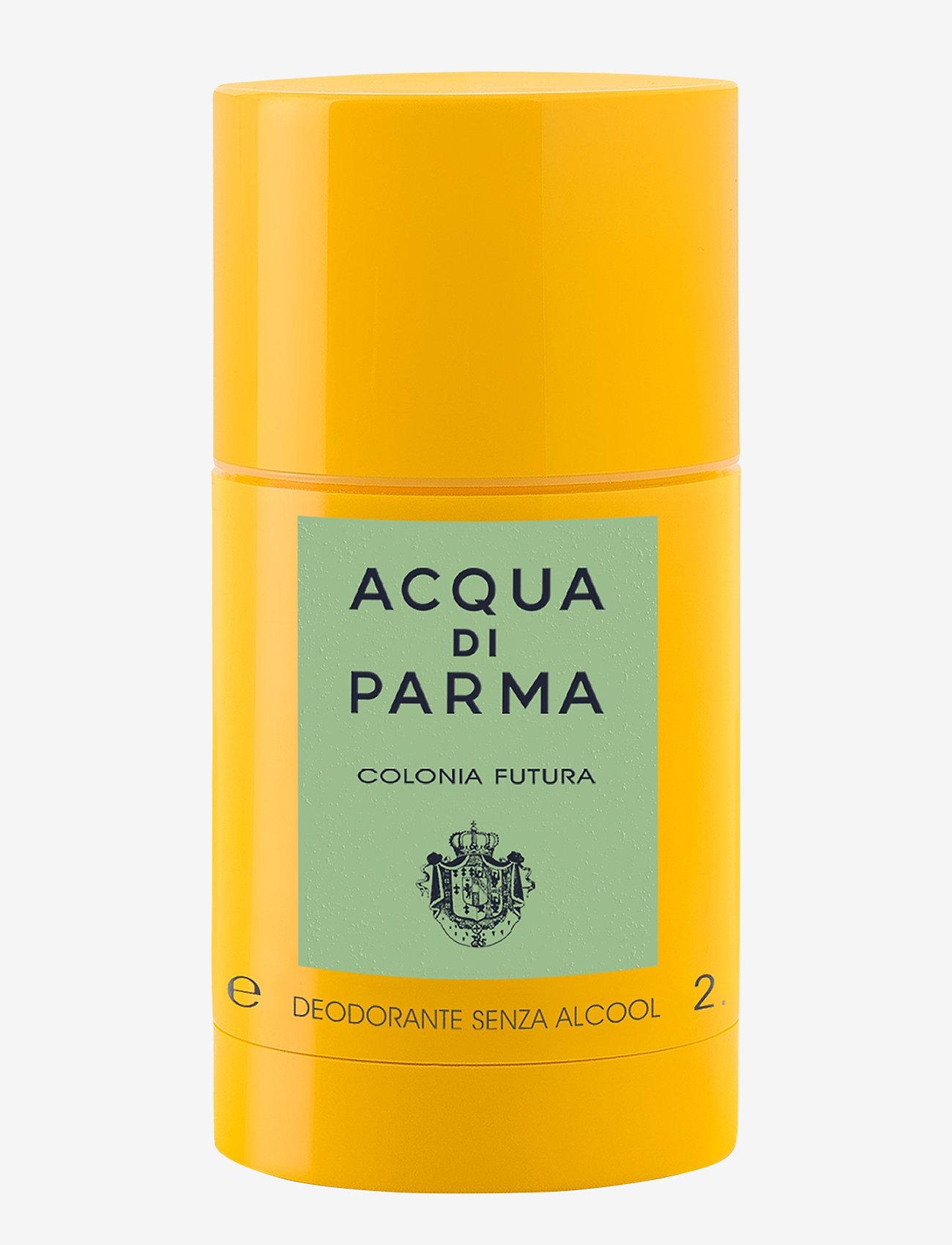 Acqua di Parma - COLONIA FUTURA DEO STICK 75ML - deostift - clear - 0