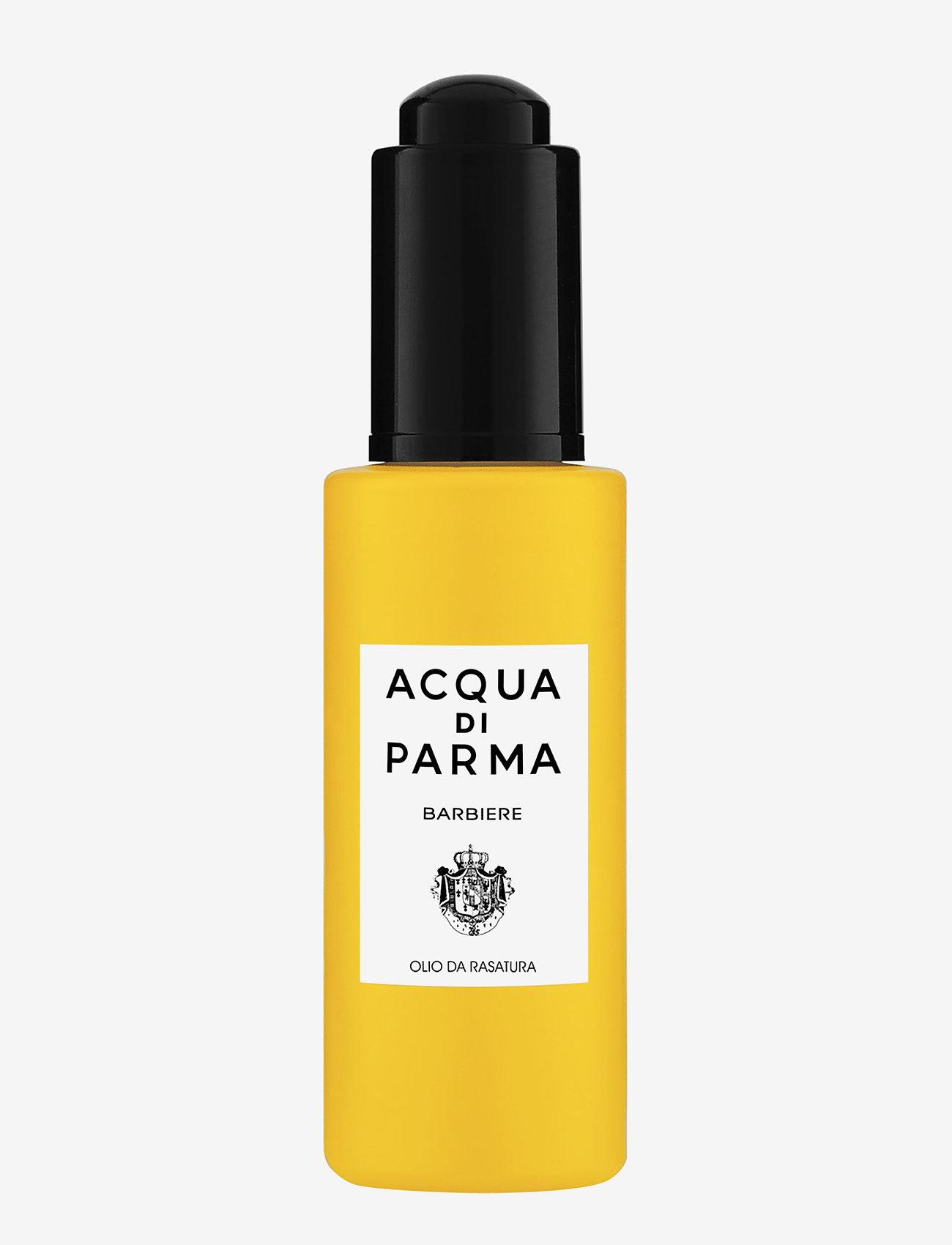 Acqua di Parma - Shaving Oil - skäggolja - clear - 0
