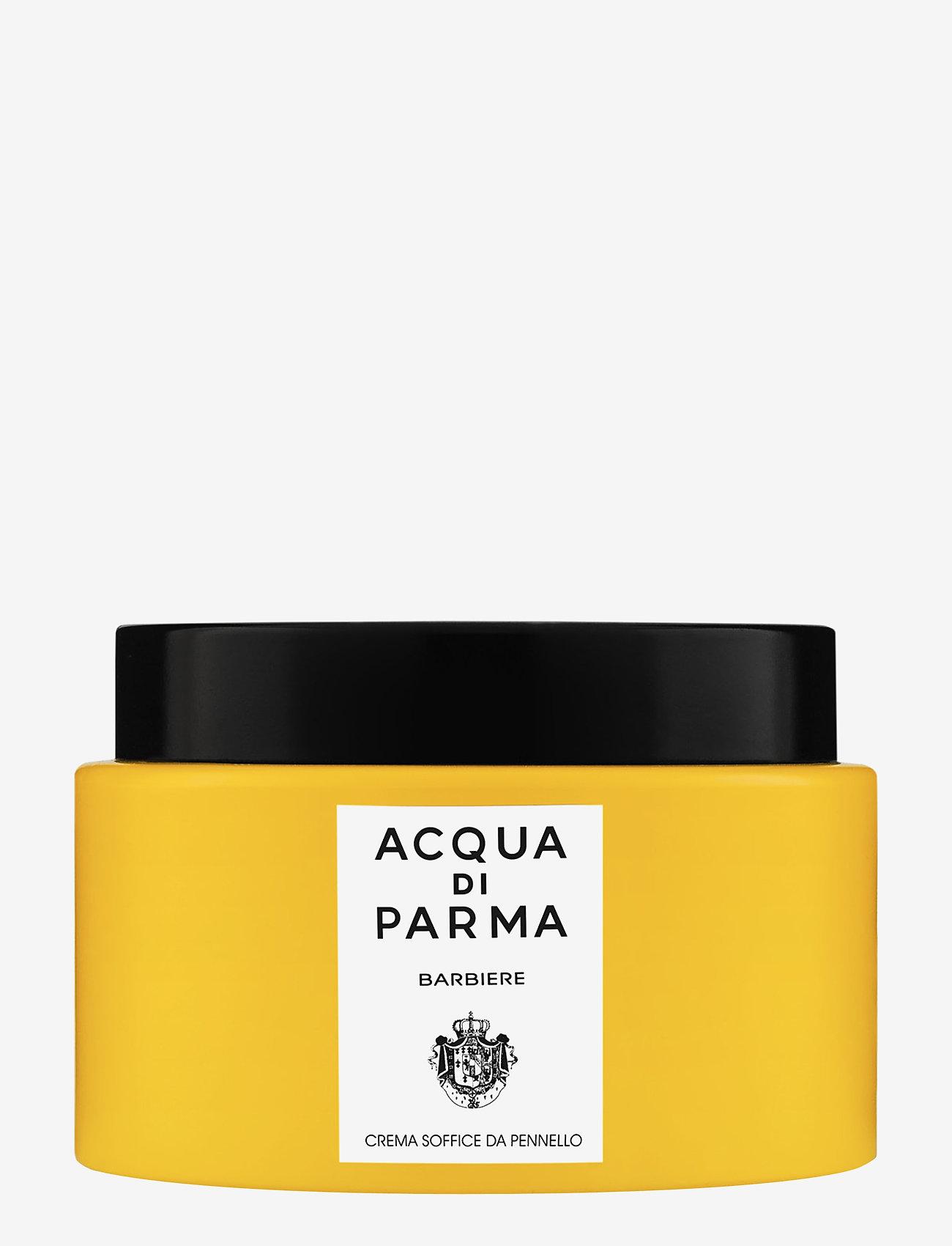 Acqua di Parma - Soft Shaving Cream for Brush - rakgel - clear - 0