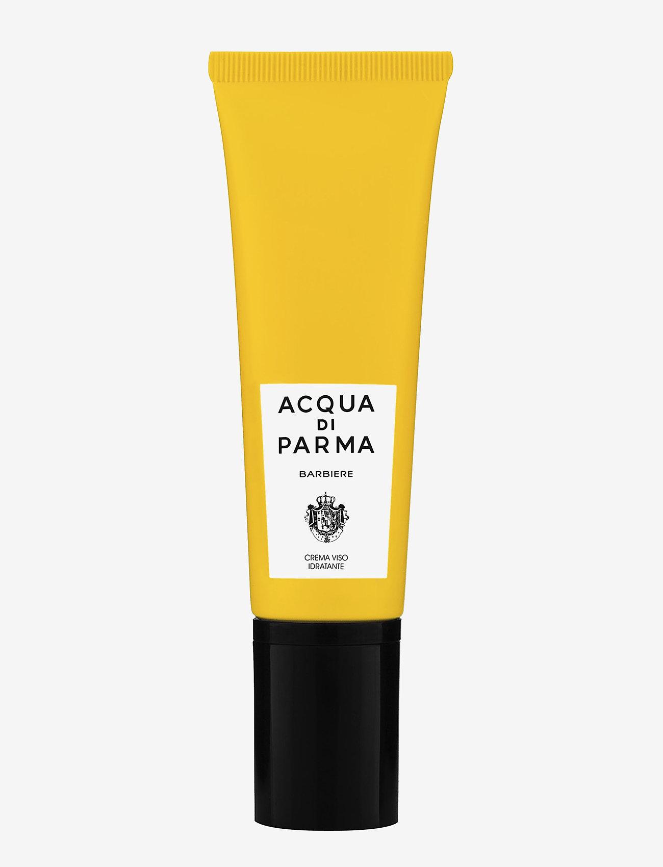 Acqua di Parma - Moisturizing Face Cream - fuktkrämer - clear - 0