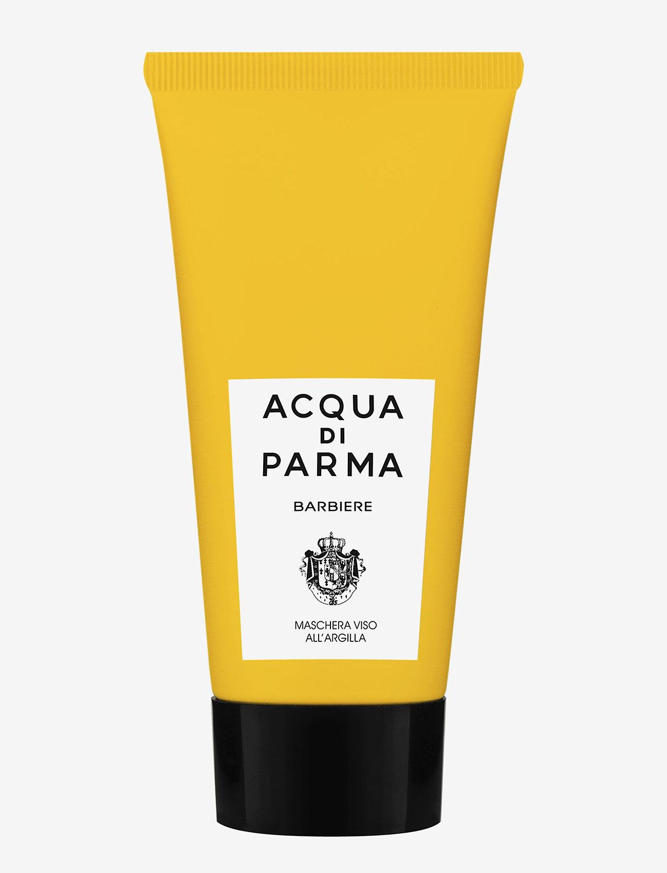 Acqua di Parma - Face Clay Mask - ansiktsmask - clear - 0