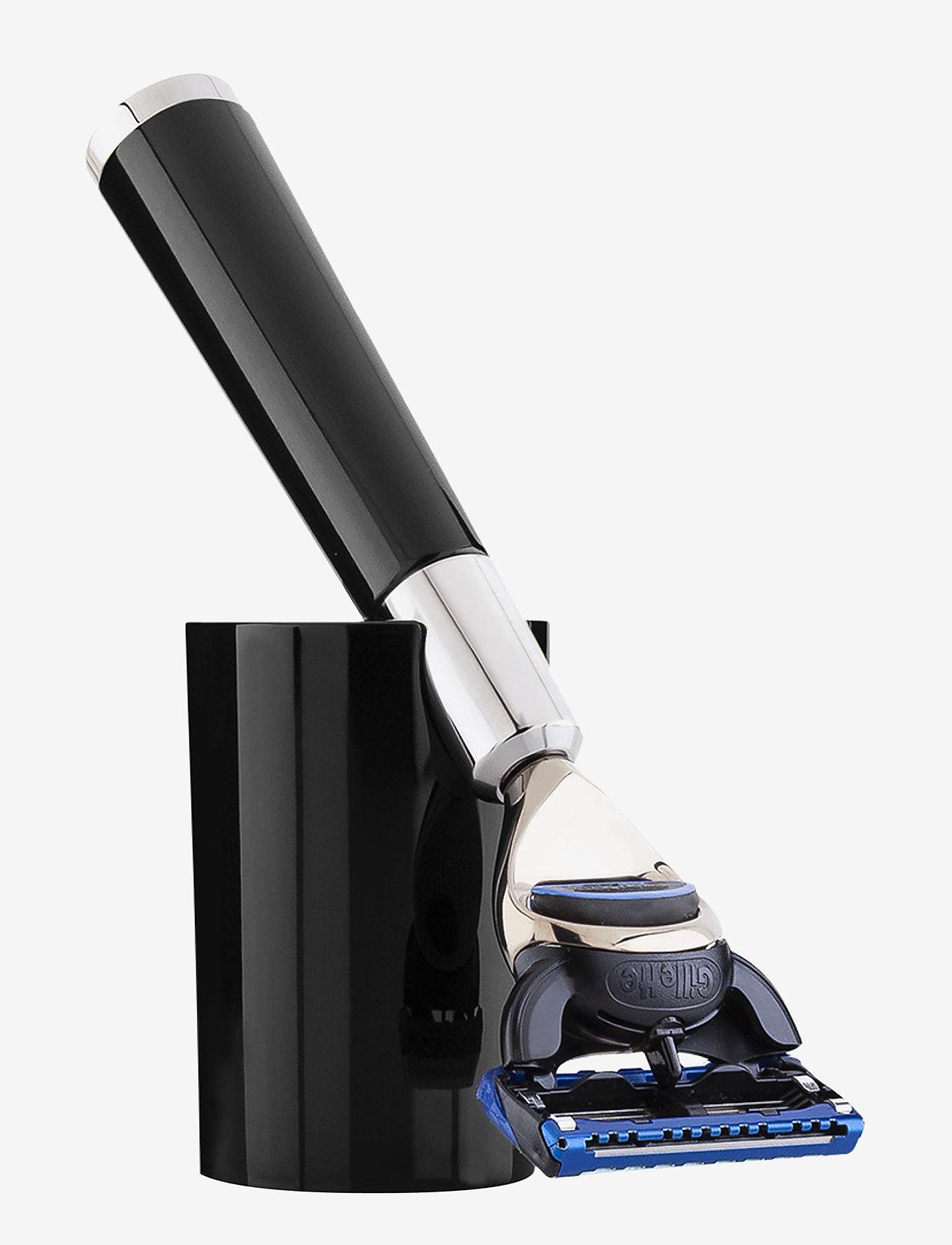 Acqua di Parma - Black Shaving Razor - rakhyvel - clear - 0